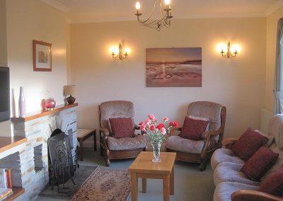 Tresquare living room