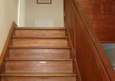 Tresquare stairs