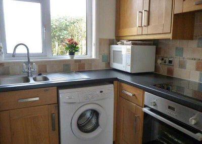 Wideacres kitchen